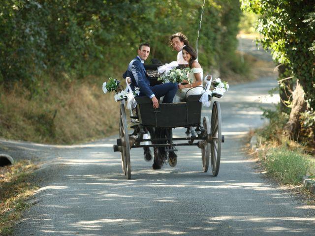 Le mariage de Sébastien et Mélody à Lescout, Tarn 15