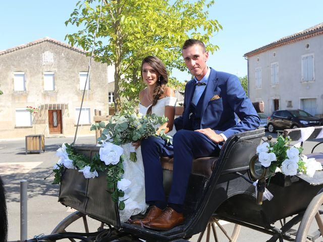 Le mariage de Sébastien et Mélody à Lescout, Tarn 16