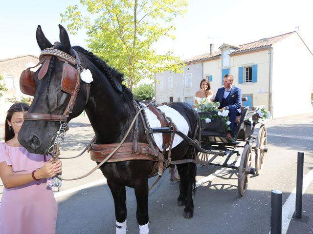 Le mariage de Sébastien et Mélody à Lescout, Tarn 17