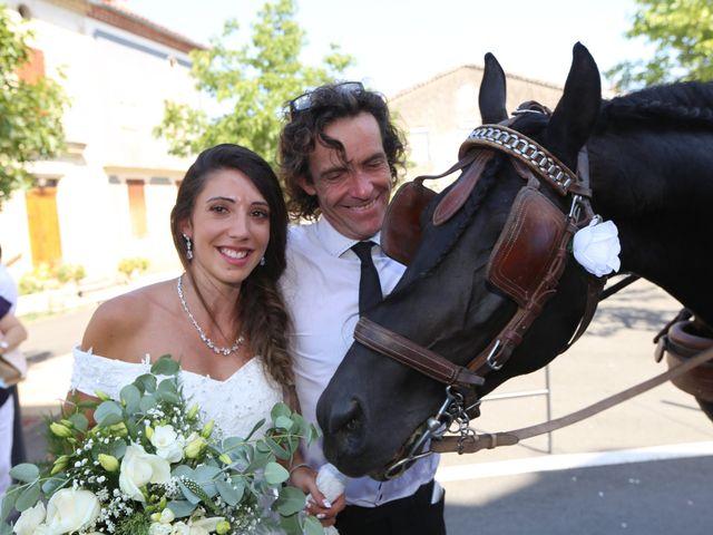 Le mariage de Sébastien et Mélody à Lescout, Tarn 18