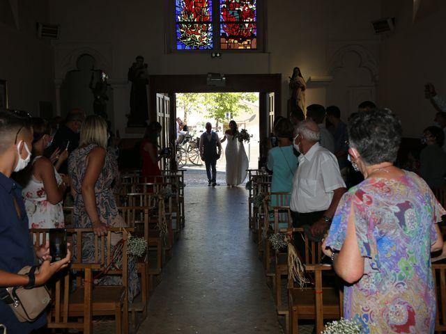 Le mariage de Sébastien et Mélody à Lescout, Tarn 20