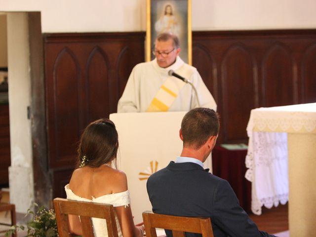 Le mariage de Sébastien et Mélody à Lescout, Tarn 24