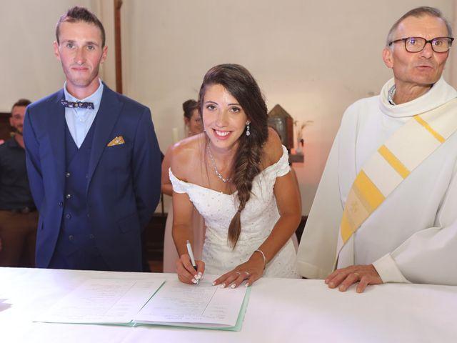 Le mariage de Sébastien et Mélody à Lescout, Tarn 28