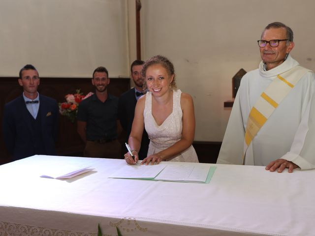 Le mariage de Sébastien et Mélody à Lescout, Tarn 31