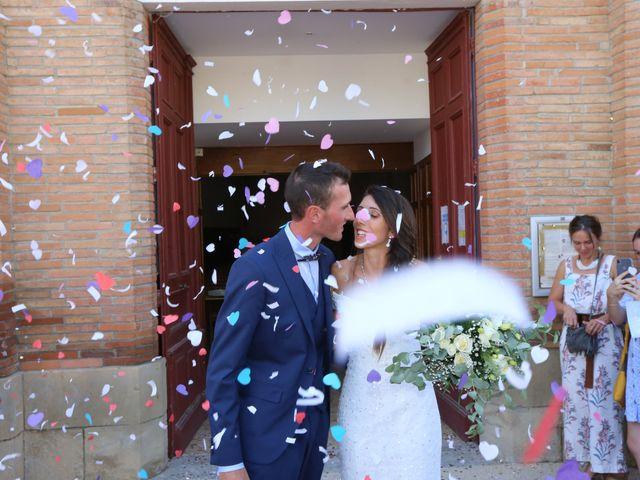 Le mariage de Sébastien et Mélody à Lescout, Tarn 35