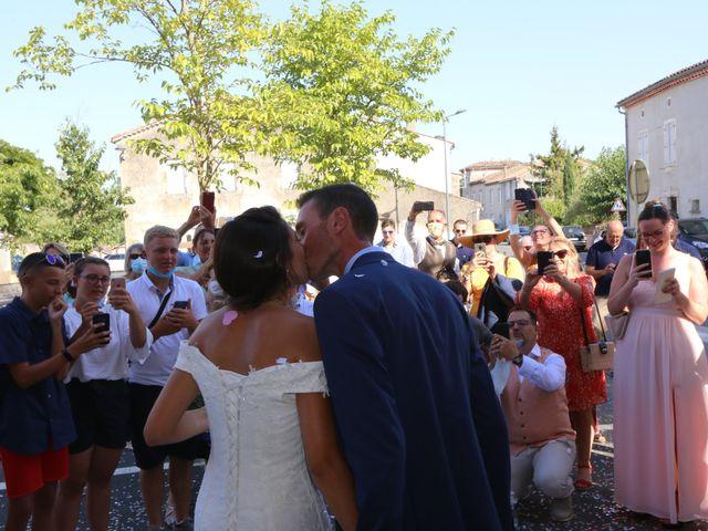 Le mariage de Sébastien et Mélody à Lescout, Tarn 36