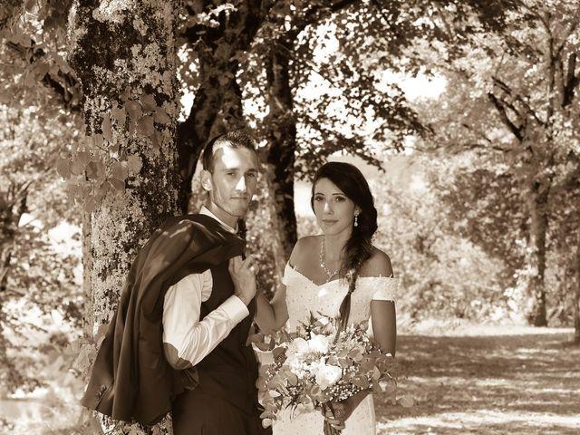 Le mariage de Sébastien et Mélody à Lescout, Tarn 40