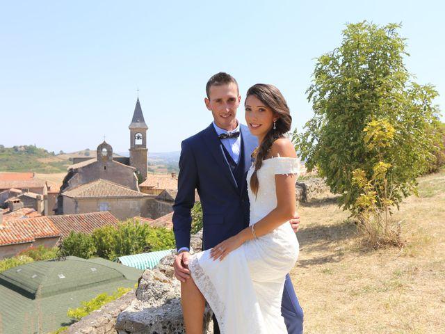 Le mariage de Sébastien et Mélody à Lescout, Tarn 48