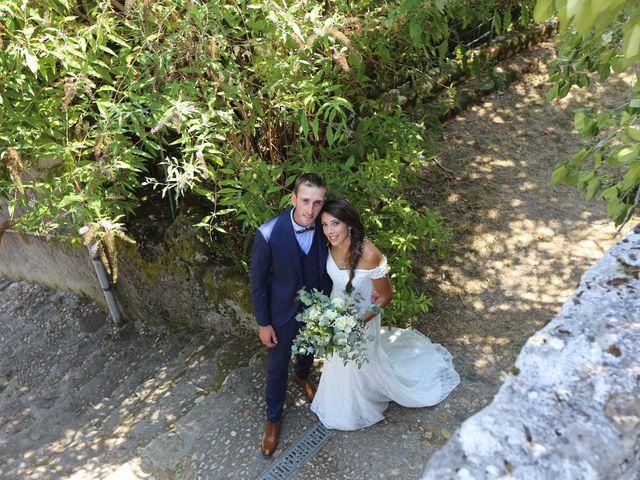 Le mariage de Sébastien et Mélody à Lescout, Tarn 49
