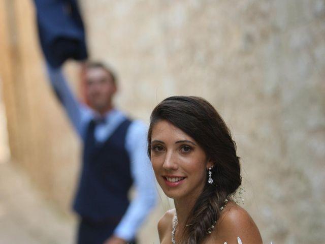 Le mariage de Sébastien et Mélody à Lescout, Tarn 52