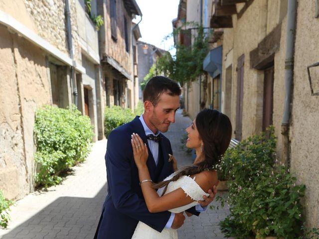 Le mariage de Sébastien et Mélody à Lescout, Tarn 58