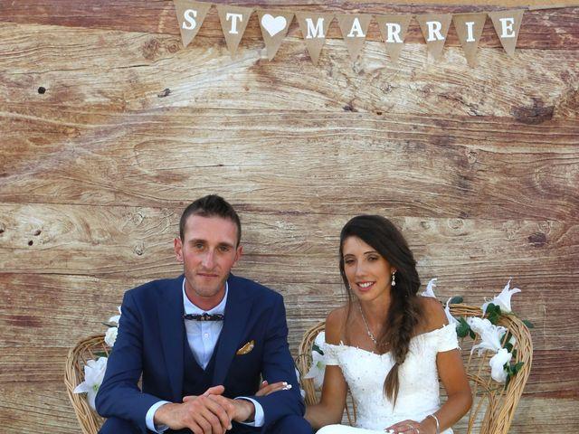 Le mariage de Sébastien et Mélody à Lescout, Tarn 64