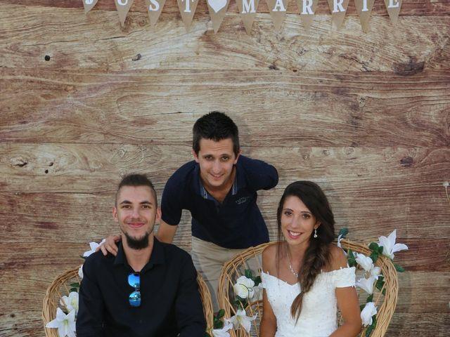 Le mariage de Sébastien et Mélody à Lescout, Tarn 66