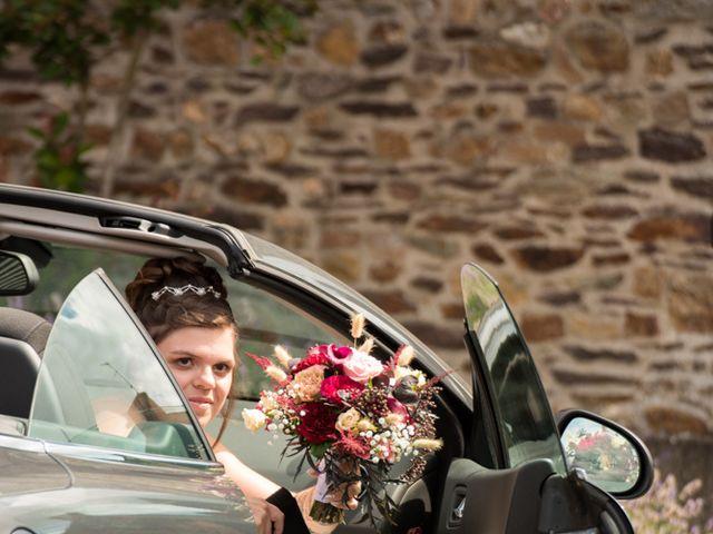Le mariage de Nicolas et Elsa à Bovel, Ille et Vilaine 3