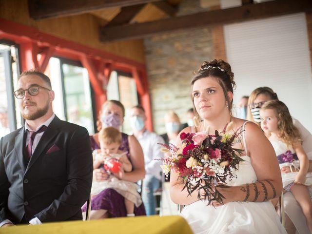 Le mariage de Nicolas et Elsa à Bovel, Ille et Vilaine 7
