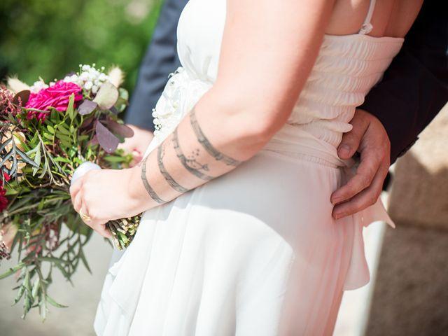 Le mariage de Nicolas et Elsa à Bovel, Ille et Vilaine 11
