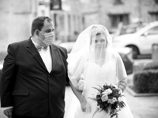 Le mariage de Nicolas et Elsa à Bovel, Ille et Vilaine 15