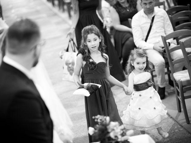 Le mariage de Nicolas et Elsa à Bovel, Ille et Vilaine 22