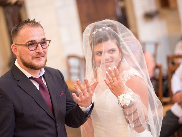 Le mariage de Nicolas et Elsa à Bovel, Ille et Vilaine 25