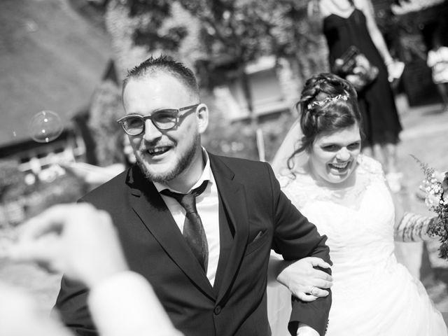 Le mariage de Nicolas et Elsa à Bovel, Ille et Vilaine 27