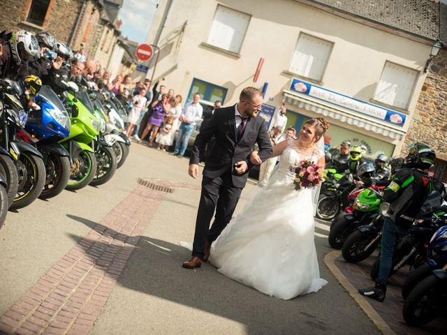 Le mariage de Nicolas et Elsa à Bovel, Ille et Vilaine 28