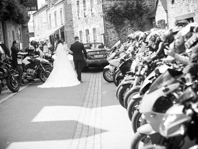 Le mariage de Nicolas et Elsa à Bovel, Ille et Vilaine 30