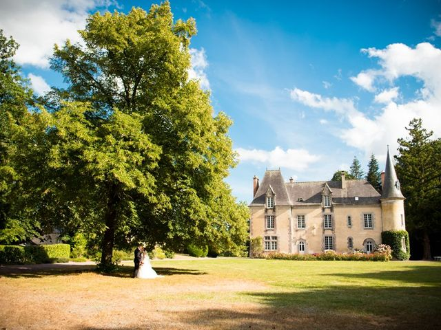 Le mariage de Nicolas et Elsa à Bovel, Ille et Vilaine 1