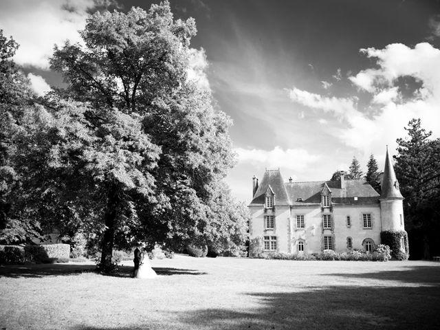 Le mariage de Nicolas et Elsa à Bovel, Ille et Vilaine 36