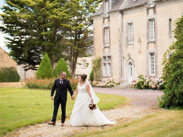 Le mariage de Nicolas et Elsa à Bovel, Ille et Vilaine 40