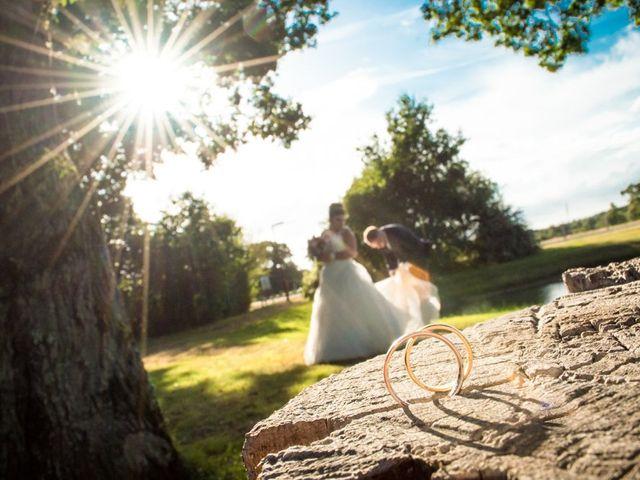 Le mariage de Nicolas et Elsa à Bovel, Ille et Vilaine 43