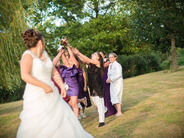 Le mariage de Nicolas et Elsa à Bovel, Ille et Vilaine 54