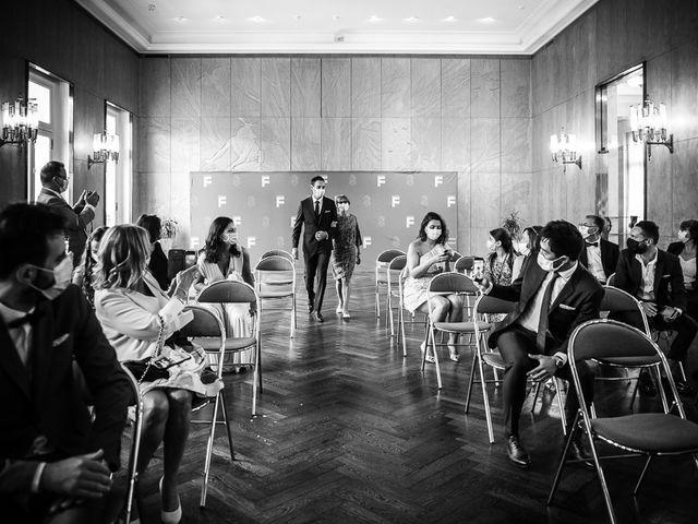 Le mariage de Vincent et Camille à Fontainebleau, Seine-et-Marne 3