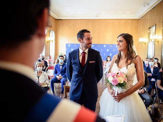 Le mariage de Vincent et Camille à Fontainebleau, Seine-et-Marne 6