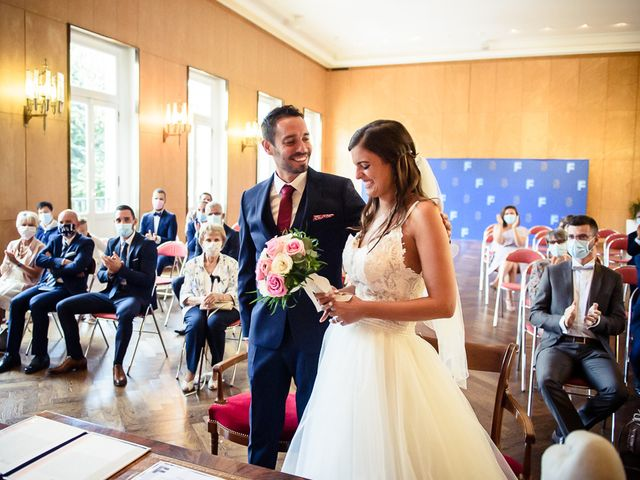Le mariage de Vincent et Camille à Fontainebleau, Seine-et-Marne 7