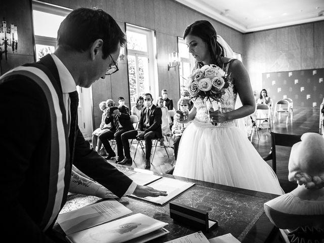 Le mariage de Vincent et Camille à Fontainebleau, Seine-et-Marne 9