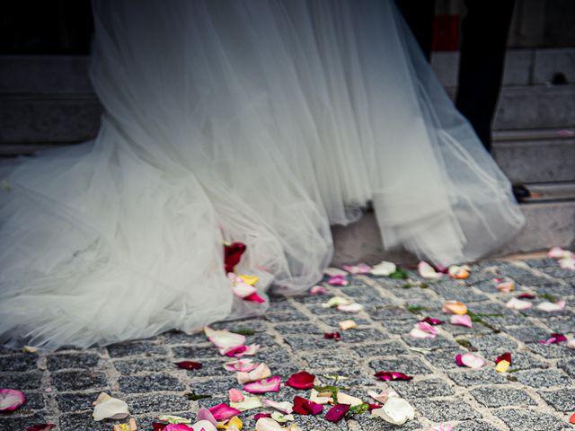 Le mariage de Vincent et Camille à Fontainebleau, Seine-et-Marne 11
