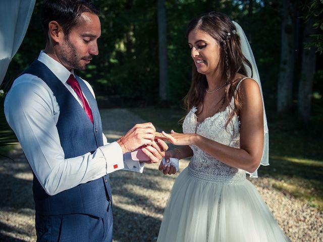 Le mariage de Vincent et Camille à Fontainebleau, Seine-et-Marne 45