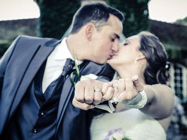 Le mariage de Coralie et Matthieu