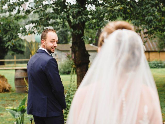 Le mariage de Vincent et Marion à Croix-Mare, Seine-Maritime 30
