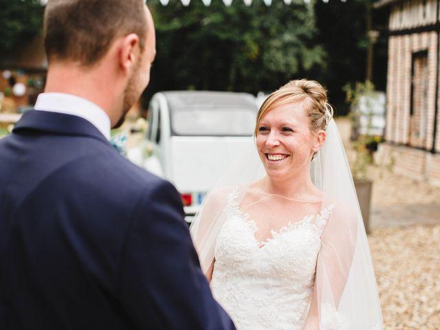 Le mariage de Vincent et Marion à Croix-Mare, Seine-Maritime 34