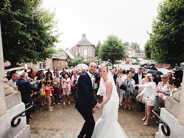 Le mariage de Vincent et Marion à Croix-Mare, Seine-Maritime 54