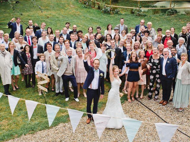 Le mariage de Vincent et Marion à Croix-Mare, Seine-Maritime 75