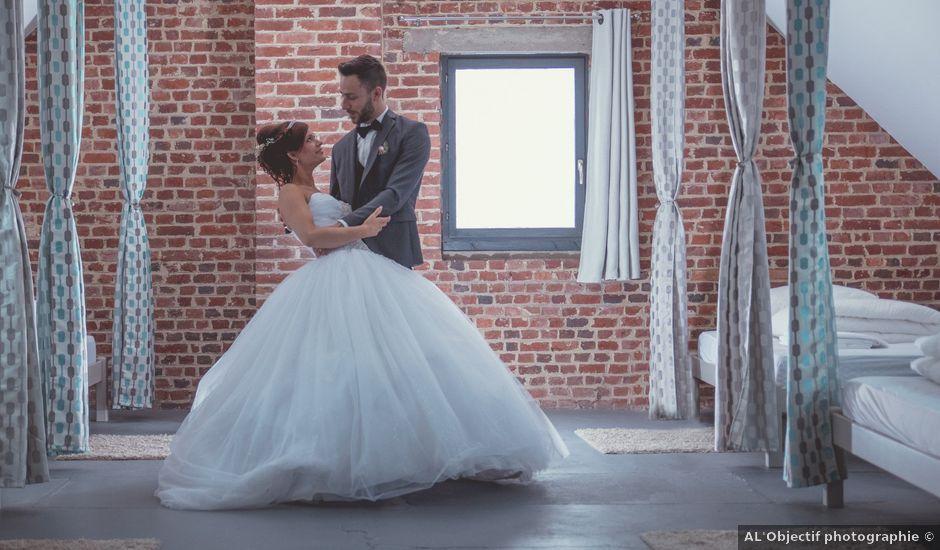 Le mariage de Jonathan et Manon à Hazebrouck, Nord