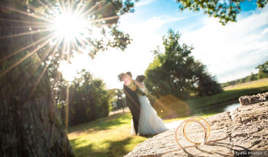 Le mariage de Nicolas et Elsa à Bovel, Ille et Vilaine
