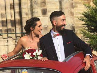 Le mariage de Floriane   et  Raffaele