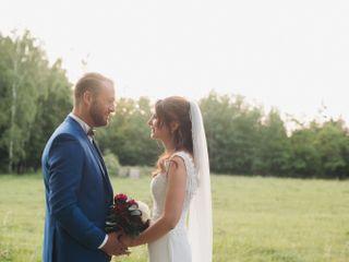 Le mariage de Laurène et John