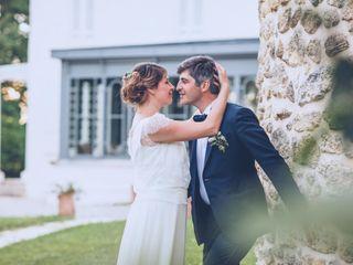 Le mariage de Justine et Jean-Charles