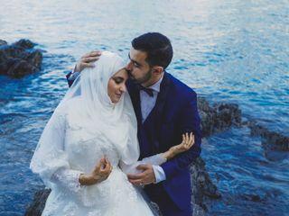 Le mariage de Sana et Jouad