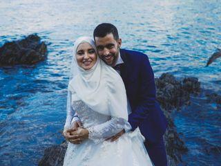 Le mariage de Sana et Jouad 3