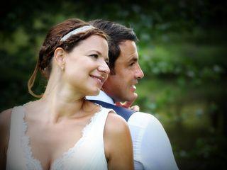 Le mariage de Nathalie et Bertrand